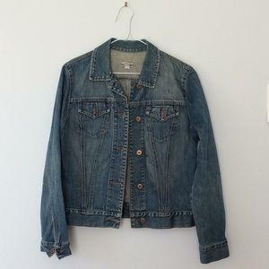 🆕 GAP denim vintage jacket